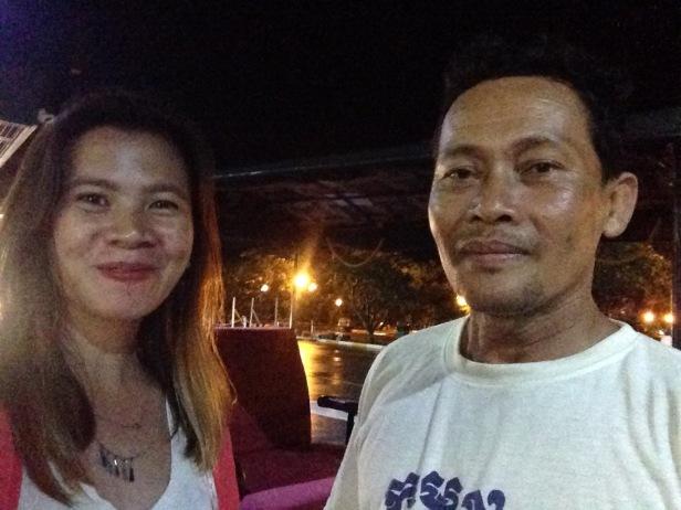 mr. kosal tuktuk driver